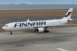 turenoアカクロさんが、中部国際空港で撮影したフィンエアー A330-302Xの航空フォト(写真)