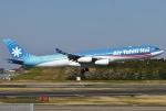 あしゅーさんが、成田国際空港で撮影したエア・タヒチ・ヌイ A340-313Xの航空フォト(飛行機 写真・画像)