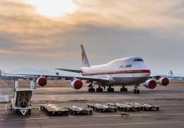 Cygnus00さんが、千歳基地で撮影した航空自衛隊 747-47Cの航空フォト(飛行機 写真・画像)