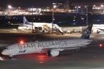 音鉄ドクターイエローさんが、羽田空港で撮影した全日空 787-9の航空フォト(写真)