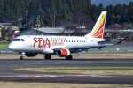マツさんが、鹿児島空港で撮影したフジドリームエアラインズ ERJ-170-200 (ERJ-175STD)の航空フォト(写真)