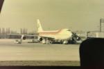 ヒロリンさんが、パリ シャルル・ド・ゴール国際空港で撮影したコルセ・エア・インターナショナル 747-256Bの航空フォト(写真)
