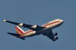 NFファンさんが、厚木飛行場で撮影したカリッタ エア 747-446(BCF)の航空フォト(写真)