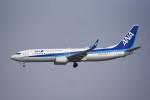 kumagorouさんが、仙台空港で撮影した全日空 737-8ALの航空フォト(写真)