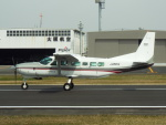 otromarkさんが、八尾空港で撮影した朝日航空 208 Caravan Iの航空フォト(写真)