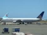 worldstar777さんが、ダニエル・K・イノウエ国際空港で撮影したユナイテッド航空 767-424/ERの航空フォト(写真)