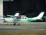 otromarkさんが、八尾空港で撮影したアドバンス・エア・スポーツ T207A Turbo Stationair 7の航空フォト(写真)