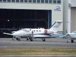 otromarkさんが、八尾空港で撮影した日本法人所有 510 Citation Mustangの航空フォト(写真)