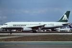 tassさんが、ロサンゼルス国際空港で撮影したメキシカーナ航空 A320-231の航空フォト(写真)