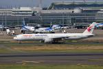 T.Sazenさんが、羽田空港で撮影した中国東方航空 777-39P/ERの航空フォト(写真)