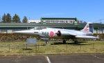 taikirikioさんが、府中基地で撮影した航空自衛隊 F-104J Starfighterの航空フォト(写真)