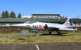 taikirikioさんが、府中基地で撮影した航空自衛隊 F-104J Starfighterの航空フォト(飛行機 写真・画像)