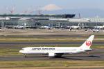 JA946さんが、羽田空港で撮影した日本航空 767-346/ERの航空フォト(写真)