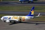 T.Sazenさんが、羽田空港で撮影したスカイマーク 737-8FHの航空フォト(飛行機 写真・画像)