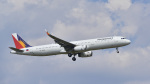 パンダさんが、成田国際空港で撮影したフィリピン航空 A321-231の航空フォト(写真)