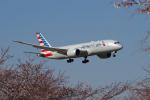 yabyanさんが、成田国際空港で撮影したアメリカン航空 787-8 Dreamlinerの航空フォト(飛行機 写真・画像)