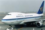 banshee02さんが、羽田空港で撮影したマンダリン航空 747SP-09の航空フォト(写真)