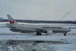 LEGACY-747さんが、新千歳空港で撮影した日本航空 777-289の航空フォト(写真)