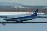 LEGACY-747さんが、新千歳空港で撮影したANAウイングス 737-54Kの航空フォト(写真)