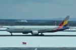 LEGACY-747さんが、新千歳空港で撮影したアシアナ航空 777-2B5/ERの航空フォト(写真)