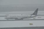 LEGACY-747さんが、新千歳空港で撮影した全日空 737-881の航空フォト(飛行機 写真・画像)