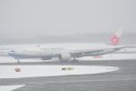 LEGACY-747さんが、新千歳空港で撮影したチャイナエアライン 777-36N/ERの航空フォト(写真)