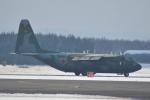 LEGACY-747さんが、新千歳空港で撮影した航空自衛隊 C-130H Herculesの航空フォト(写真)