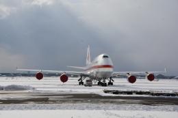 LEGACY-747さんが、新千歳空港で撮影した航空自衛隊 747-47Cの航空フォト(写真)