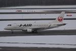 LEGACY-747さんが、新千歳空港で撮影したジェイ・エア ERJ-170-100 (ERJ-170STD)の航空フォト(飛行機 写真・画像)