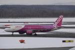 LEGACY-747さんが、新千歳空港で撮影したピーチ A320-214の航空フォト(写真)