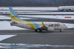 LEGACY-747さんが、新千歳空港で撮影したAIR DO 737-781の航空フォト(飛行機 写真・画像)