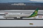 LEGACY-747さんが、新千歳空港で撮影した春秋航空日本 737-81Dの航空フォト(写真)