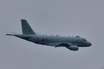 NFファンさんが、厚木飛行場で撮影した海上自衛隊 P-1の航空フォト(写真)