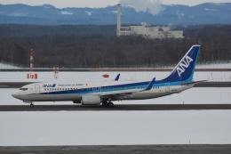 LEGACY-747さんが、新千歳空港で撮影した全日空 737-881の航空フォト(写真)