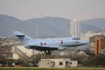 どんちんさんが、名古屋飛行場で撮影した航空自衛隊 U-125A(Hawker 800)の航空フォト(写真)