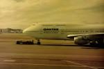 ヒロリンさんが、シドニー国際空港で撮影したカンタス航空 747-338の航空フォト(写真)