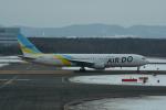 LEGACY-747さんが、新千歳空港で撮影したAIR DO 767-381/ERの航空フォト(飛行機 写真・画像)