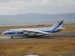 worldstar777さんが、関西国際空港で撮影したヴォルガ・ドニエプル航空 An-124-100 Ruslanの航空フォト(写真)