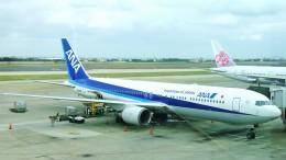 westtowerさんが、台湾桃園国際空港で撮影した全日空 767-381/ERの航空フォト(飛行機 写真・画像)