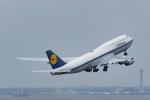 Mochi7D2さんが、羽田空港で撮影したルフトハンザドイツ航空 747-830の航空フォト(写真)