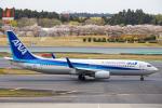 SGR RT 改さんが、成田国際空港で撮影した全日空 737-881の航空フォト(写真)