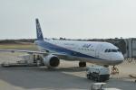 金魚さんが、函館空港で撮影した全日空 A321-272Nの航空フォト(写真)