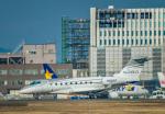 Cygnus00さんが、新千歳空港で撮影したユタ銀行 Gulfstream G280の航空フォト(写真)