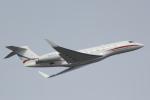 cassiopeiaさんが、羽田空港で撮影したウィルミントン・トラスト・カンパニー Gulfstream G650 (G-VI)の航空フォト(写真)