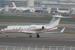 cassiopeiaさんが、羽田空港で撮影したBAA Business Aviation Asia G-IV-X Gulfstream G450の航空フォト(写真)