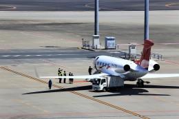T.Sazenさんが、羽田空港で撮影したプライベートエア G650 (G-VI)の航空フォト(写真)