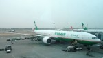 westtowerさんが、台湾桃園国際空港で撮影したエバー航空 777-35E/ERの航空フォト(写真)