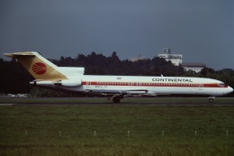 tassさんが、成田国際空港で撮影したコンチネンタル航空 727-224/Advの航空フォト(写真)