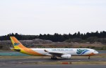 よんすけさんが、成田国際空港で撮影したセブパシフィック航空 A330-343Eの航空フォト(写真)