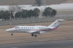 マサヒロさんが、仙台空港で撮影した静岡エアコミュータ 525A Citation CJ2+の航空フォト(写真)